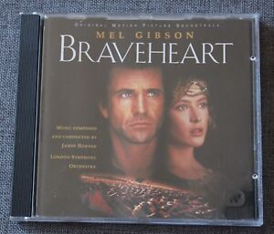Braveheart-James-Horner-BO-du-film-OST-CD