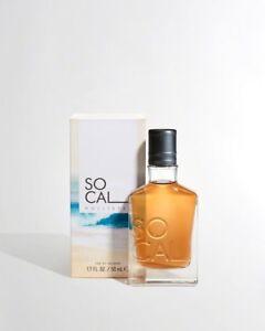 HOLLISTER-SOCAL-SO-CAL-COLOGNE-3-4-oz-100-ml-MEN-NEW-IN-BOX-SEALED