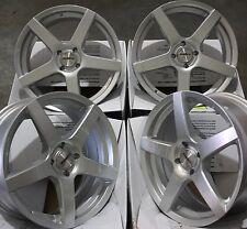 """17"""" SILVER PACE ALLOY WHEELS FITS BMW MINI R50 R52 R55 R56 R57 R58 R59"""