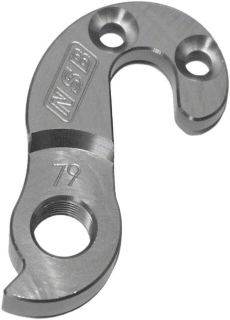 North Shore Billet DH 0113 Kona Process Derailleur Hanger