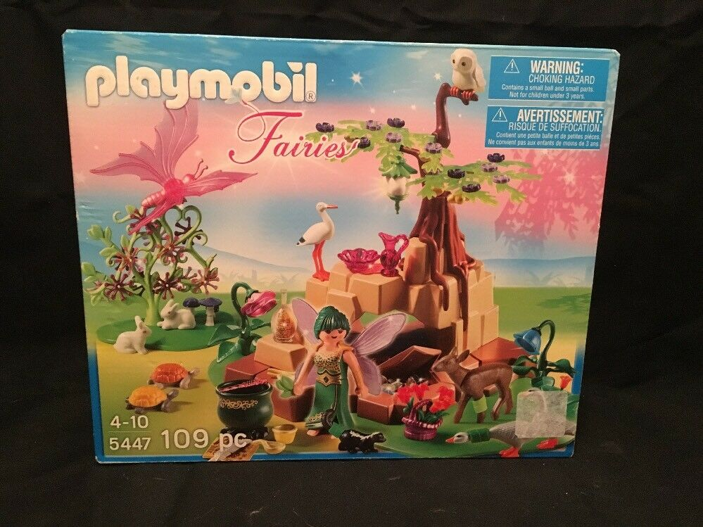 2012 Playmobil 5447 Magic redom Fairy Set nuovo In scatola  w  Animals +, 4+, 109 Pcs  outlet in vendita