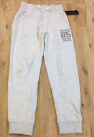 Tommy Hilfiger Boys Cooper Rugby Pants Oat Heather, Size M 12-14