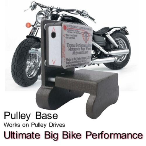 TPP Harley Davidson Sportster Belt Pulley Chain Tire Wheel Laser AlignmentTool