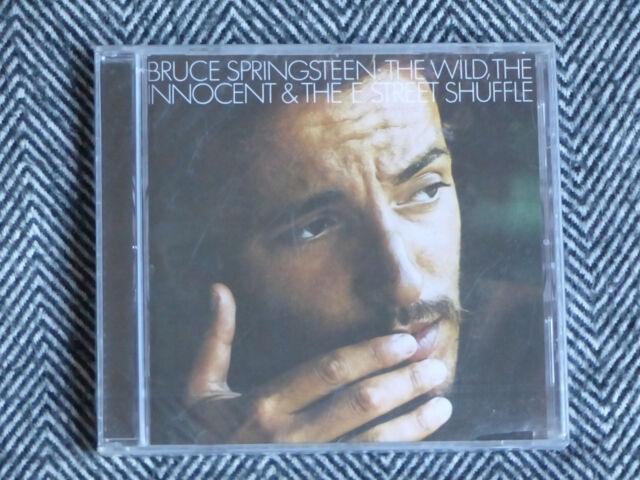 BRUCE SPRINGSTEEN - The wild, the innocent & the E street shuffle - CD NEUF