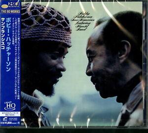 BOBBY-HUTCHERSON-SAN-FRANCISCO-JAPAN-UHQCD-Ltd-Ed-D73