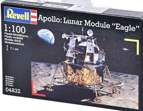 "Revell 04832 Apollo Lunar Module /""Eagle/"""