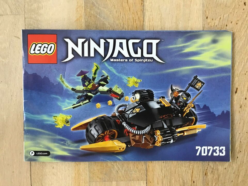 Lego Ninjago, 70733