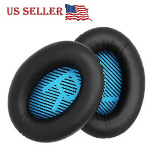 Replacement-Ear-Pads-Cushion-for-Bose-QuietComfort-QC15-QC25-QC35-Headphones