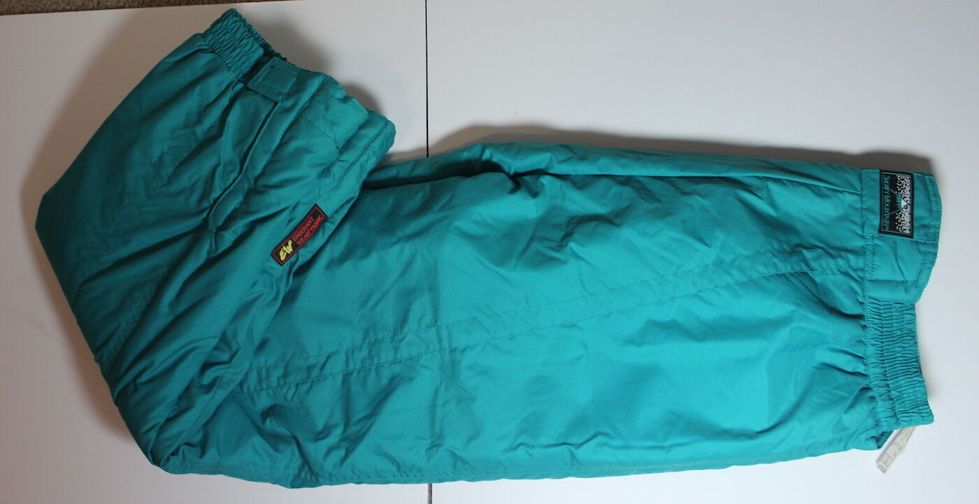 Snowy Mountain Women's Size 12 Super Insulated Snow Pants NWT