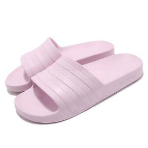 b1805b3a1 Details about adidas Adilette Aqua Slides Aero Pink Men Women Sports  Sandals Slippers F35547