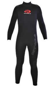 Pinnacle CRUISER 7mm Scuba Diving full body Wet Suit size L M M L
