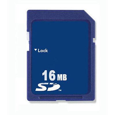 TARJETA SD 16m 32m 64mb 128m 256m 512mb 1gb 2gb SECURE DIGITAL sdandard