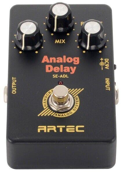 Analog Delay pedal, Artec SE-ADL