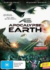 A.E. Apocalypse Earth (DVD, 2014)