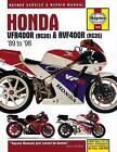 Honda VFR 400 Service and Repair Manual by Haynes Publishing Group (Paperback, 2015)