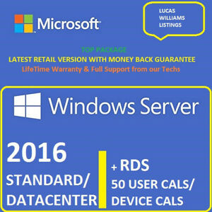 Windows-Server-2016-Standard-Datacenter-RDS-50-User-Device-Cals-Top-Sale