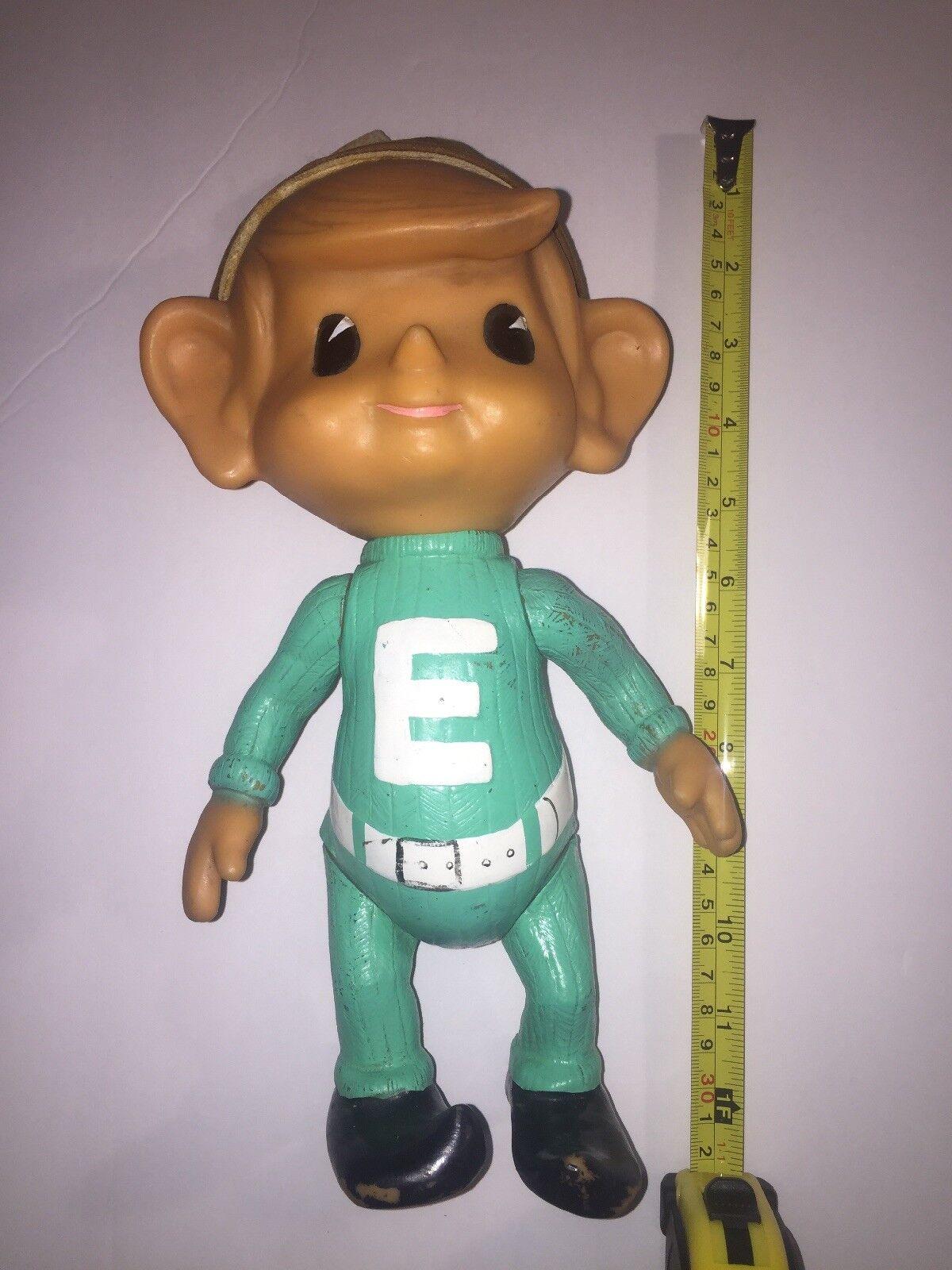 Plastic Vinyl Toy ELF EXIN  (mexican) Vintage 1974 Rare  (ensueño , Lili Ledy)