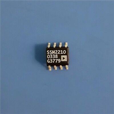Electrical Equipments 1Pcs Ssm2210S Sop8 Ssm2210