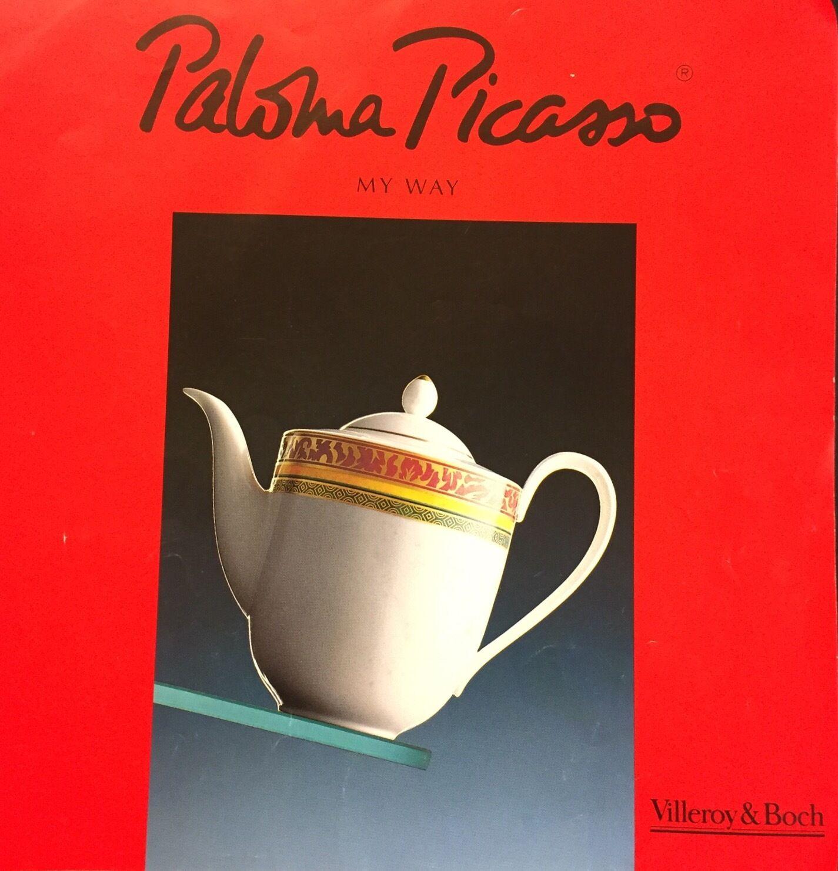 My Way - Paloma Picasso - Kaffeekanne Kaffeekanne Kaffeekanne  1,25 Liter  Villeroy & Boch 711656