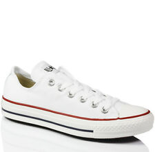 Converse Chuck Taylor Taylor Taylor All Star Ox Optical Weiß M7652 Schuhes Trainers 0a852f