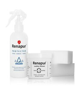 Renapur-Protector-Kit-leather-suede-nubuck-fabric-cotton-shoes-trainers