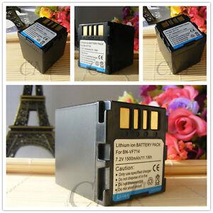 Battery-PACK-For-JVC-BN-VF707U-BN-VF714U-BN-VF733US-BN-VF707U-GR-D240-D570
