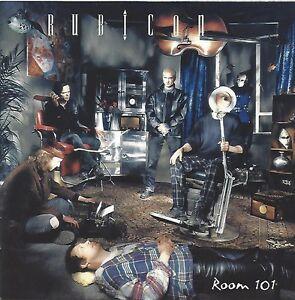 RUBICON-ROOM-101-NEW-CD-NEU