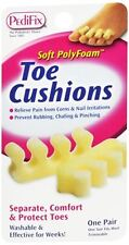 PediFix Toe Cushions One Size Fits Most 2 Each (Pack of 4)