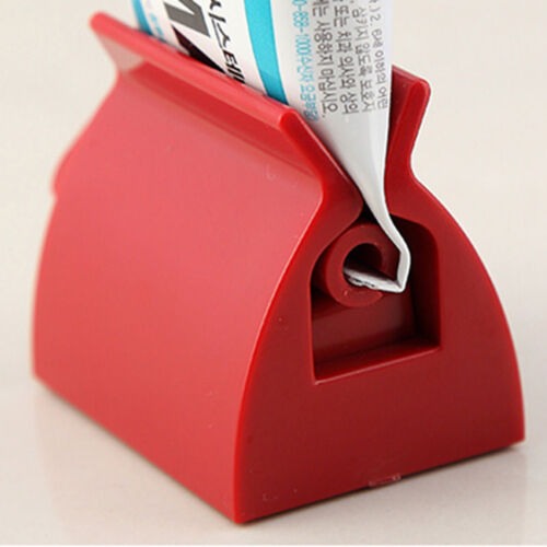 Rolling Tube Toothpaste Squeezer Toothpaste Easy Dispenser Seat Holder StandODH5