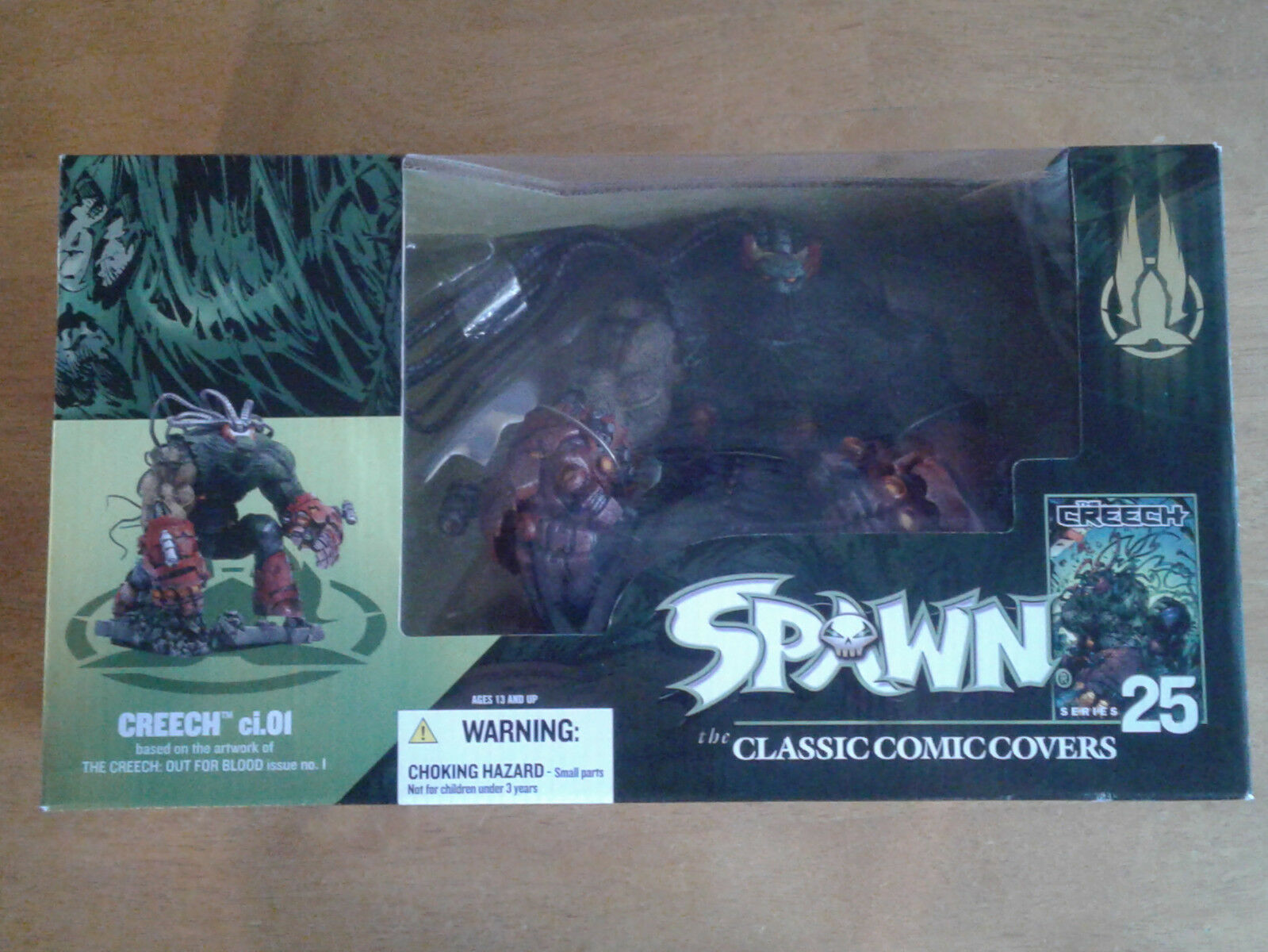 Spawn - The CREECH Box Set Exclusive - McFarlane 2004