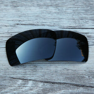 a51db0d1f5f Image is loading Inew-Black-Iridium-polarized-Replacement-Lenses-for-Oakley-