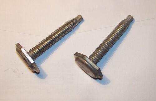 8193716 2 Whirlpool Kenmore Dishwasher leveling legs Part# 8524584
