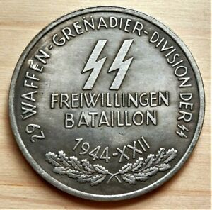 WW2-039-43-GERMAN-COMMEMORATIVE-REICHSMARK-COLLECTORS-COIN