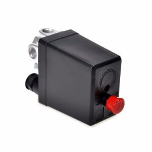 New-Solid-90-120PSI-Air-Compressor-Pump-Pressure-Switch-Control-Valve-Heavy-Duty