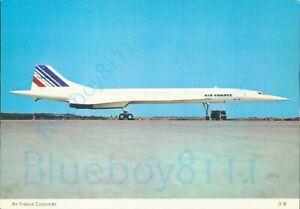 Air France Concorde Charles Skilton