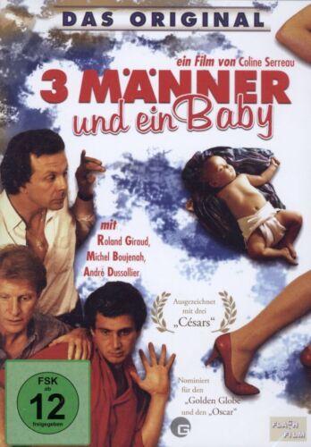 1 von 1 - DVD NEU/OVP - 3 Männer und ein Baby - Das Original - Roland Giraud