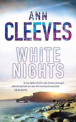 White Nights: A Thriller (Shetland Island Quartet)-ExLibrary