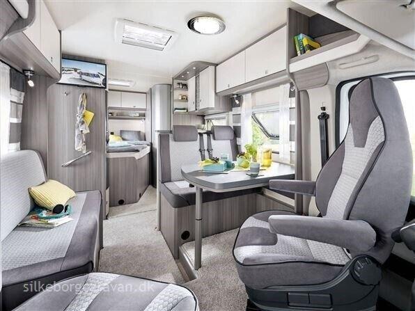 Hobby Optima ONTOUR T65 FL 140 HK, 2020, kg egenvægt 2925