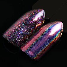 Chameleon Holo Flakes Nagel Glitter Powder Paillette Lila Blau BORN PRETTY 0.2g