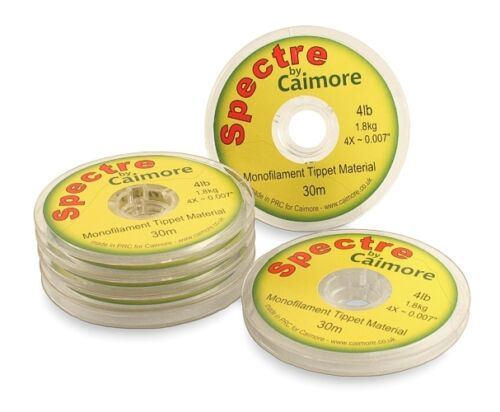 Caimore /'Spectre/' Tippet Material 3 spools choice of BS