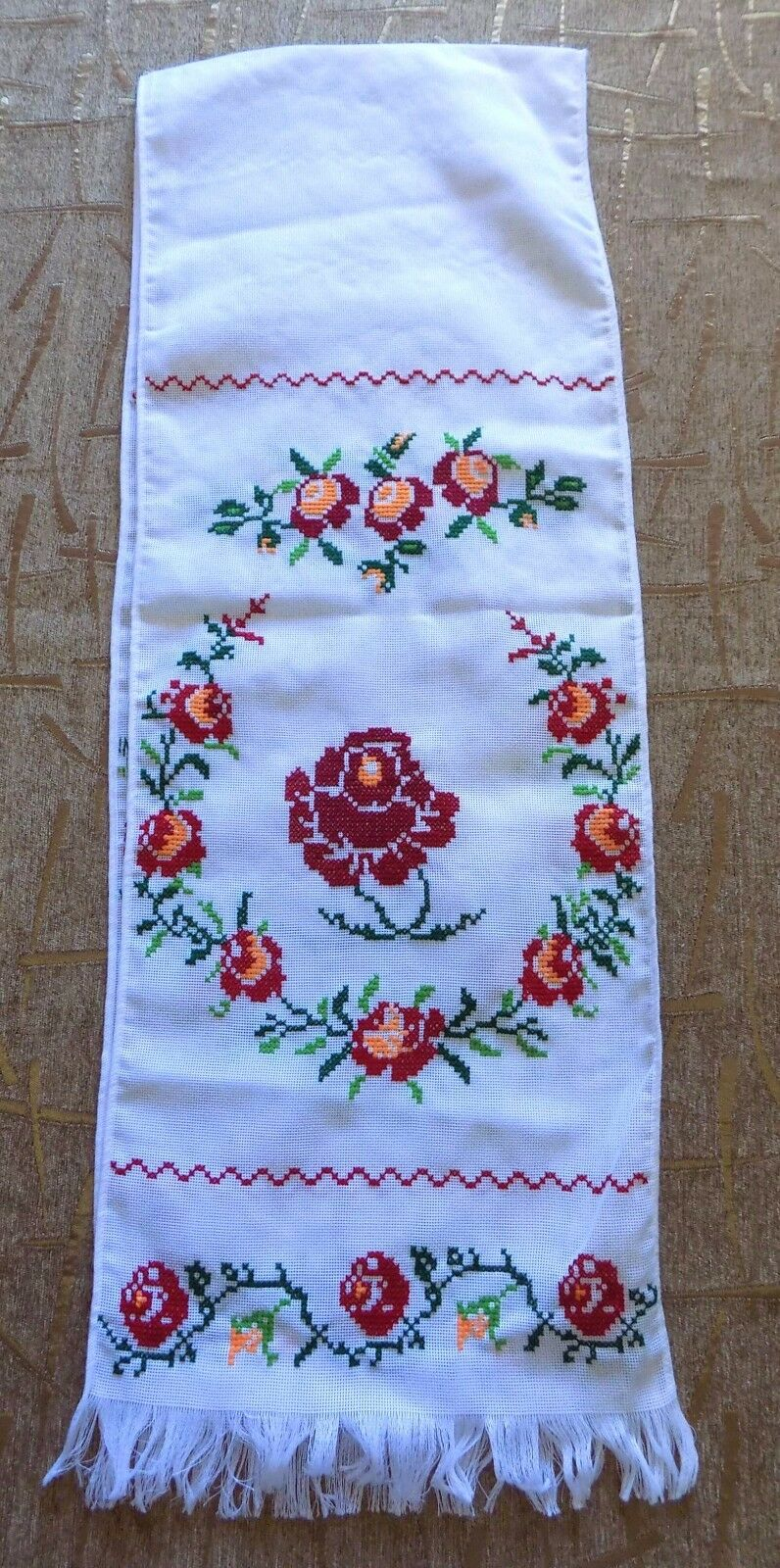 NICE wedding towel rushnyk hand embroidery Farbe Long from from from Western Ukraine 6ea78c