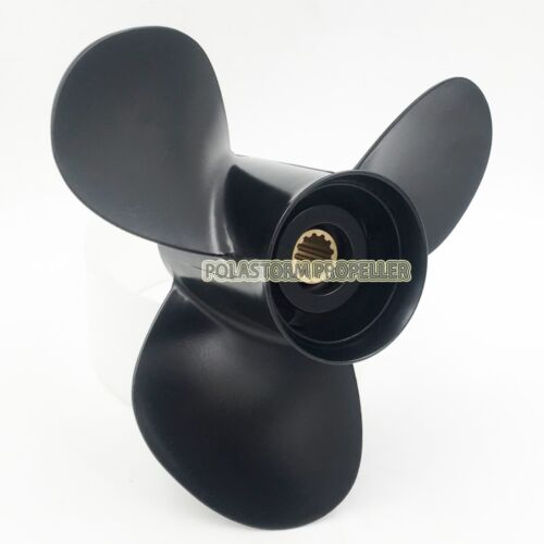Aluminum Outboard Propeller 11.6X11 for Tohatsu 35-50HP 3T5B645230