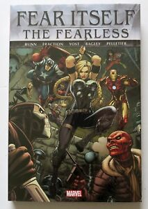 Fear Itself Youth in Revolt NEW Marvel Graphic Novel Comic Book