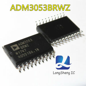 5PCS-ADM3053BRWZ-Signal-and-Power-Isolated-CAN-Transceiver-NEW