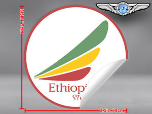 ETHIOPIAN-AIRLINES-ROUND-LOGO-STICKER-DECAL