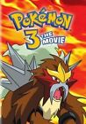 Pokemon The Movie 3 Spell of The Unown 2016 DVD