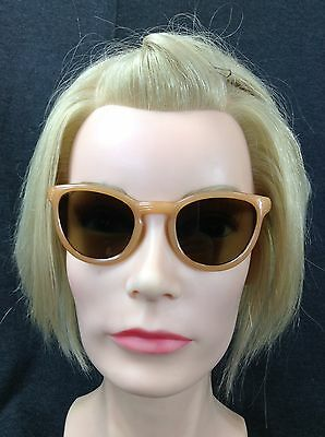 Alte Sonnenbrille Brille 50er 60er J. Rockabilly Brillengestell Vintage Fassung