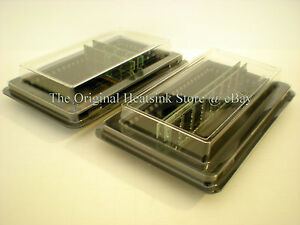 5 - DDR Memory Tray Case for PC or Laptop fits 50 Long DIMM or 100 Short DIMMM