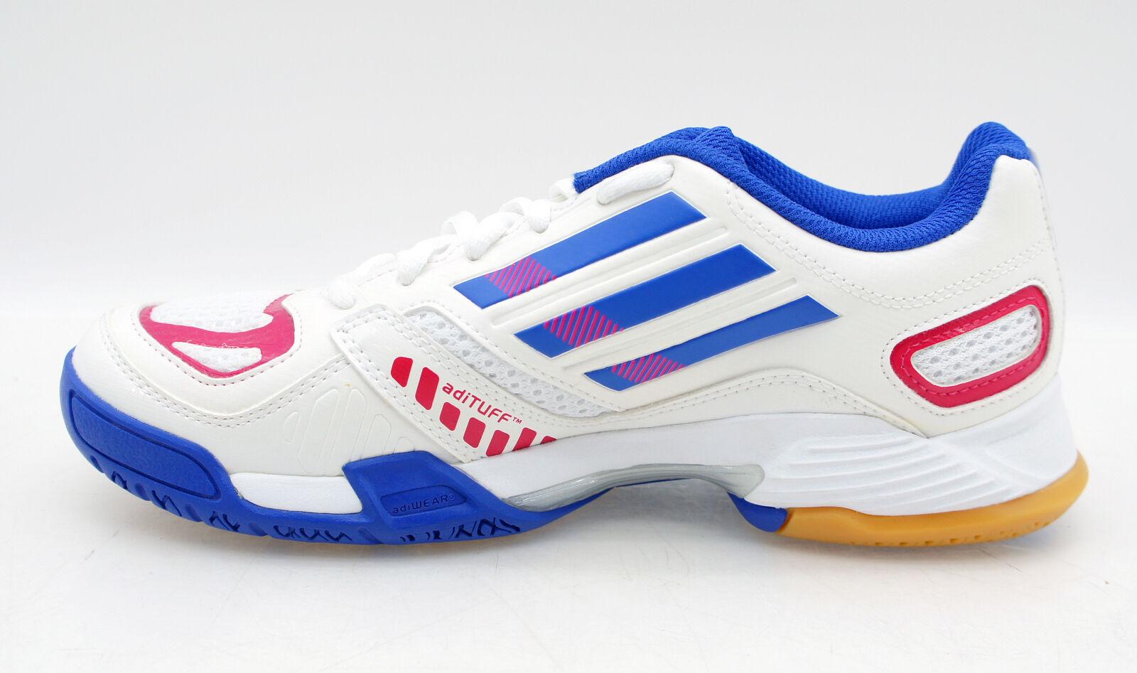 Adidas Lauf Sport Fitness Damen Schuhe weiß blau blau blau G62511 ec77b2