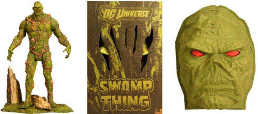 DC Universe Classics Swamp Thing Figure SDCC 2011 Exclusive (Meerled) No Un menschen